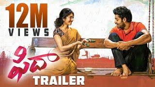 Varun Tej's 'Fidaa' movie trailer