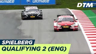 DTM Spielberg 2018 - Qualifying Race 2 - RE-LIVE (English)