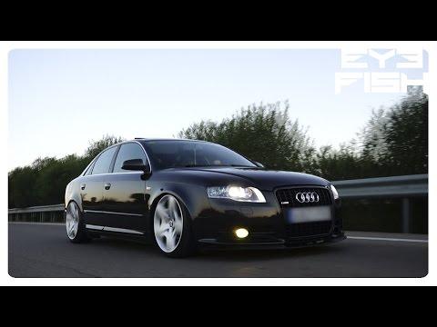 Audi A4 B7 - Bentley wheels