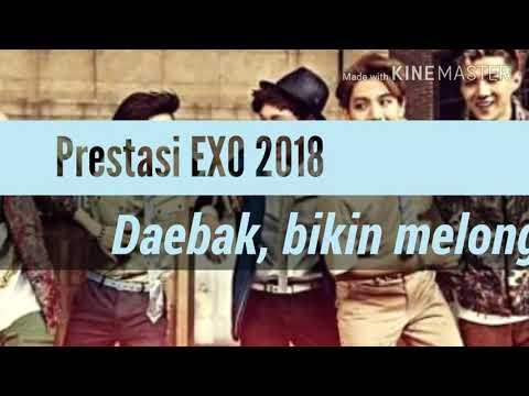 Daebak!!! Prestasi EXO 2018 bikin Kagum, EXO-L harus baca !!
