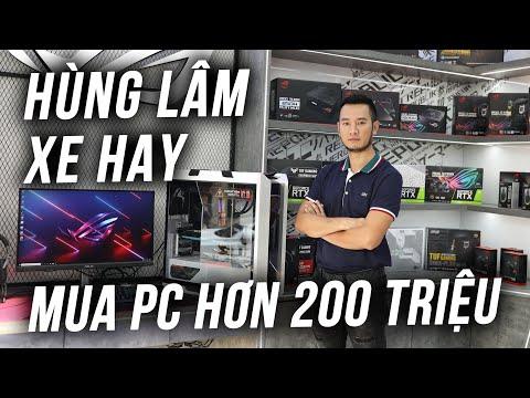 Hùng Lâm Xe Hay Mua PC Không Cần Nhìn Giá Và Cái Kết???