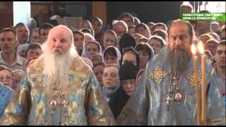 Престольный праздник в Задонском монастыре