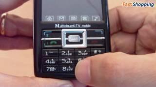 Unboxing Cect Dg68 Dual Sim   Radio Tv Digitale Terrestre,