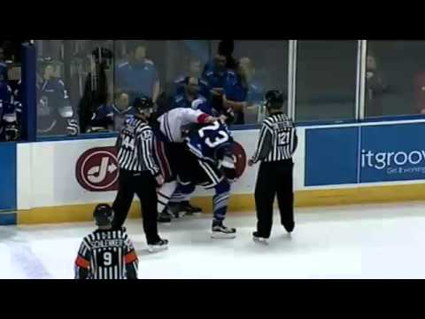Vladimir Bobylev vs. Markson Bechtold