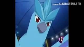 Articuno  - (Pokémon) - Charizard vs articuno(amv despacito)