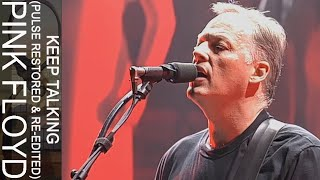 Pink Floyd - Keep Talking (Live)