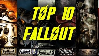 Top 10 Fallout-Spiele