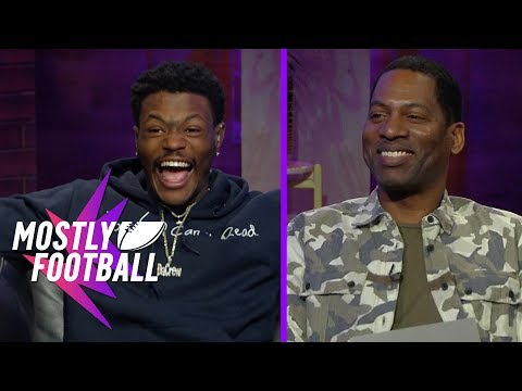DC Young Fly And Comedian Tony Rock Stop By To Cause A Little Mayhem | Mostly Football