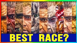 Skyrim Remastered: WHAT RACE to PLAY? (Top 10 BEST RACES Special Edition Character Build Guide)
