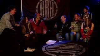 HRH TV – Talk to Arthur Brown @ HRH PROG 4