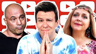 Joe Rogan Censorship Scandal, Carole Baskin, Tenet AMC Bet, & What You Need To Know About Evictions