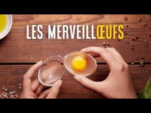 العرب اليوم - شاهد: مهندستان فرنسيتان تطوران بيضًا اصطناعيًا مغذيا يشبه بيض الدجاج