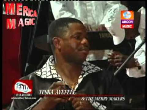 Yinka Ayefele / Lanre Teriba – American Magic 1