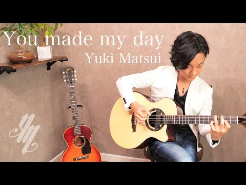 4th Album 『You Made My Day』 全曲集 - 松井祐貴 - 松井祐貴youtube thumbnail image
