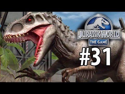 Vídeo do Jurassic World™: O Jogo