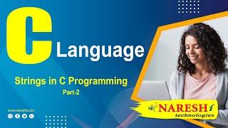 Download Youtube: Strings -  Part 1 | C Language Tutorial