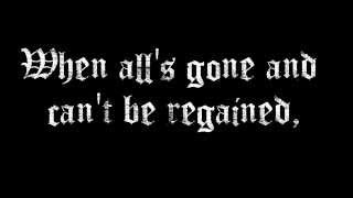 Avenged Sevenfold - Victim Lyrics HD