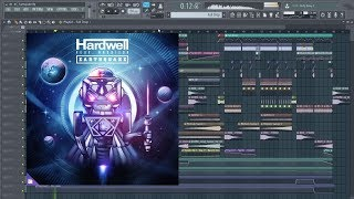 Hardwell - ID [Earthquake Ft. Harrison] FL Studio Remake