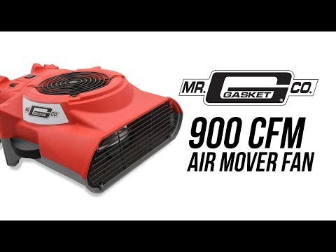 Mr. Gasket 900 CFM Air Mover Fan
