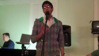 """Anoop Desai """"Everyday"""" at Peace College"""