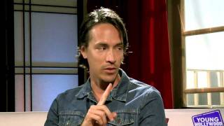 <b>Brandon Boyd</b> Tests His Bieber Knowledge