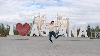 Today Astana ———— tomorrow Almaty !!!