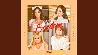 LAYSHA - Freedom (Instrumental)