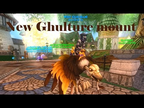 Wizard101: LAST CHANCE AT THE MOUNTS! - Ghulture Hoard Pack