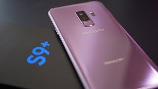 Galaxy S9 Plus - The Good and The Bad - 4k60P