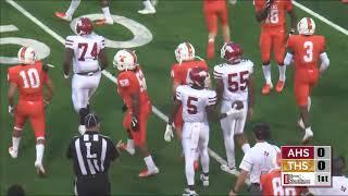KLFItv TXK Football - Arkansas High vs Texas High 2018 (Full Broadcast)