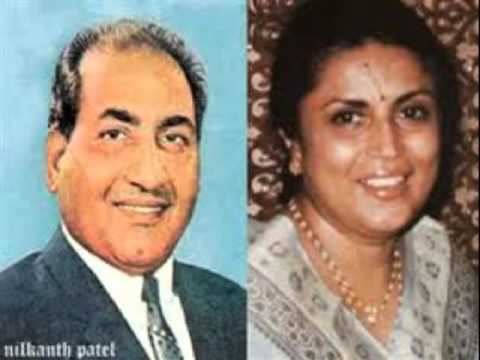 some duet by rafi saab and suman