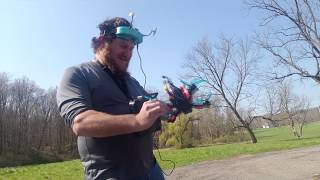 FPV Freestyle Gap Hitting Practice   Best Way To Improve Flying FPV ? PRACTICE!   FPV Pilot Vlog