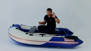 Самая маленькая лодка под мотор