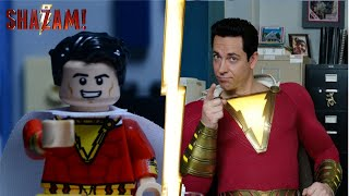LEGO Shazam Side by Side Comparison