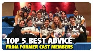 TOP 4 BEST Words of Advice from Former Cast Members | Best and Worst | 05/27/19
