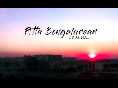 A LOVE LETTER TO BENGALURU- Kannada