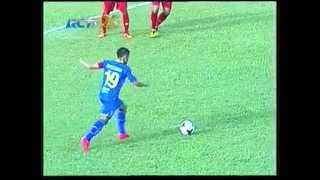 Goal & Highlights Semen Padang Vs Arema Cronus 01 29 April 2014
