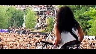 KISS - Heaven's on Fire (Live At Schweinfurt, Germany '88)