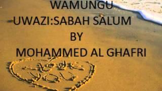 Sabaha Salum Wamungu Uwazi@al Ghafri