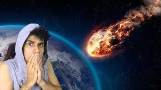 اخر 60 ثانية في حياتي :( ايش اسوي فيها ؟ Meteor 60 Seconds