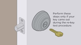 Kwikset SmartKey Troubleshooting: How to Rekey Lock When Key Comes Out During Procedure