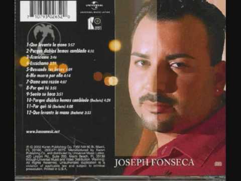 JOSEPH  FONSECA  Me Muero Por Ella.wmv