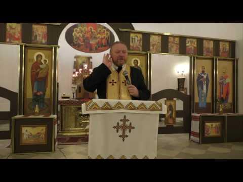 Реколекції з святкувань Ювілею 400 ліття Василіянського Чину святого Йосафата у нашому храмі