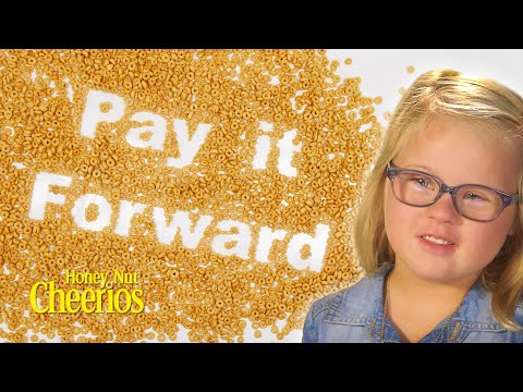 Pay it Forward Explained With Cereal // Presented By BuzzFeed & Cheerios