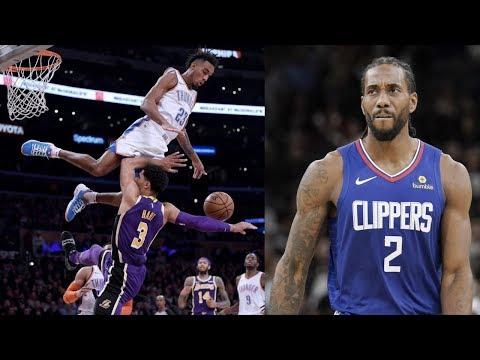 "NBA ""He's Not Human"" MOMENTS"