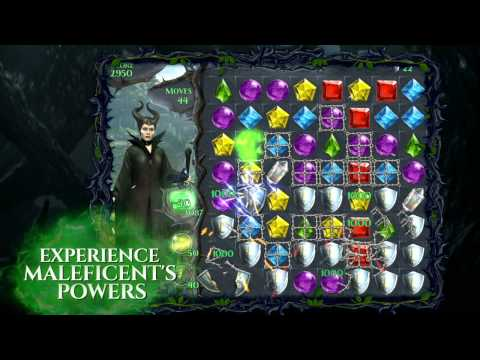 Video of Maleficent Free Fall