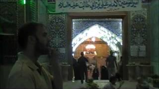 preview picture of video 'Imran Haider - Karbal Tu Piya Likhda - Karbala 2011'