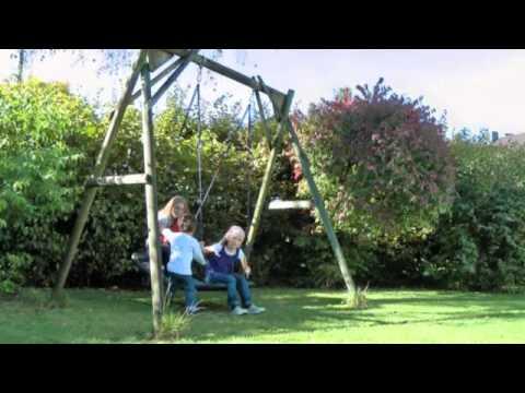 Mehrkindschaukel multi child swing