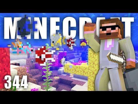 101 RYB DO JEZERA | Minecraft Let's Play #344