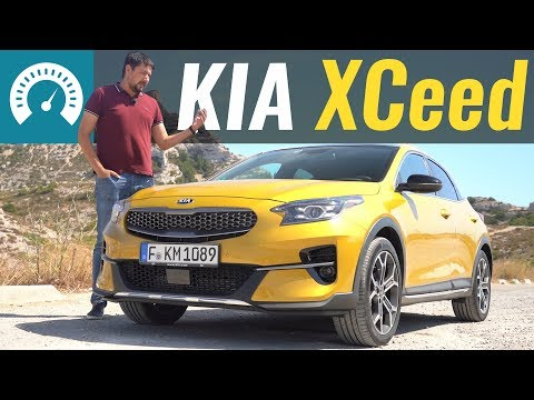 Kia  XCeed Хетчбек класса C - тест-драйв 2